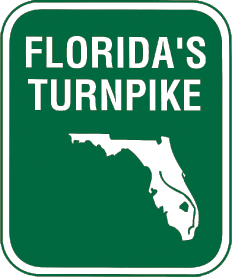 florida turnpike route orlando miami