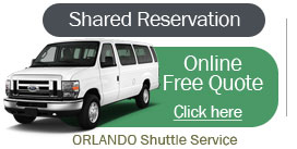 orlando shared shuttle transportation