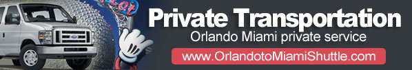 private shuttle orlando miami