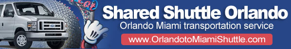 shared shuttle orlando service