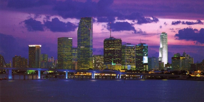 Most popular travel destinations in Miami for vacation