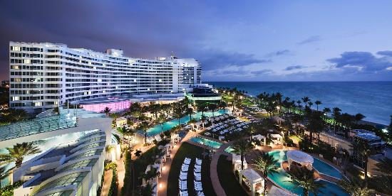 Coast Glamour to Urban Ritz, Miami Hotels Sparkle