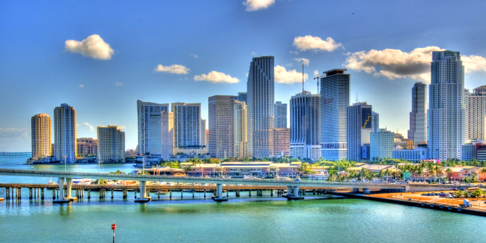The best hotels to stay at during vacation in Miami Florida