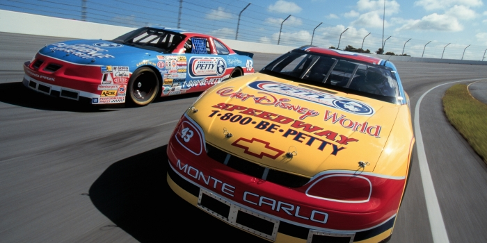 Check out Walt Disney World Speedway race car experience