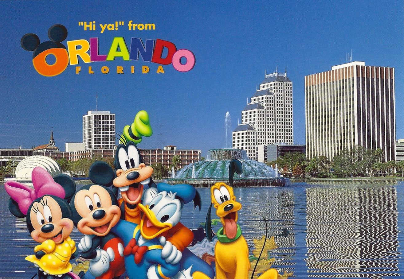 The Best Description About Orlando Florida For Vacationers