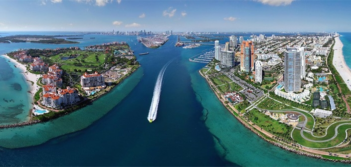 The top 5 reasons to visit Miami on a vacation to Florida