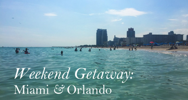 Get to know about what Miami and Orlando can offer for a vacation