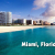 Get to know three outdoor facilities to visit in Miami Florida