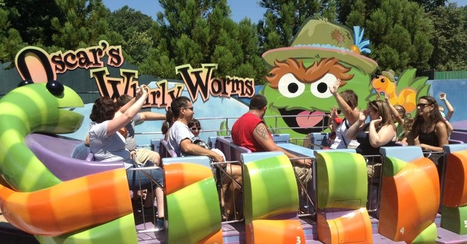 Read five useful reviews about Busch Gardens Tampa