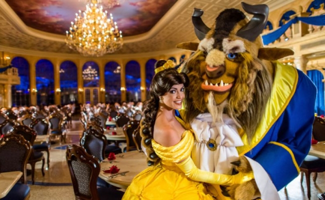 Get to know why Be Our Guest Restaurant is known as the best