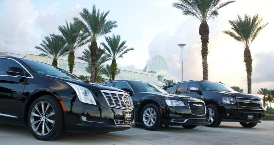 Advantages of using Florida Shuttle Transportation
