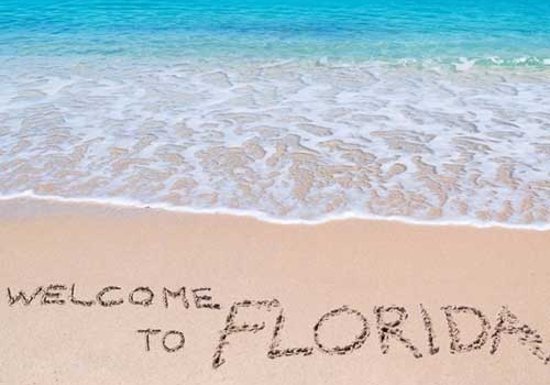 Five best beaches in Florida State
